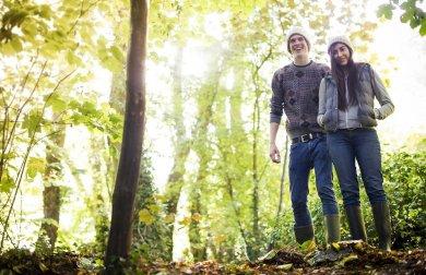 Как одеться в лес, чтобы не мерзнуть и не было жарко