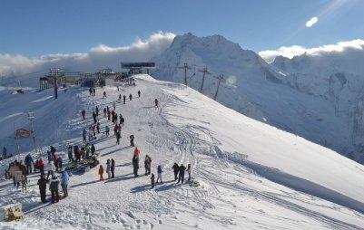 ТОП-5 лучших горнолыжных курортов России