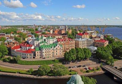 Куда поехать из Санкт-Петербурга на выходных