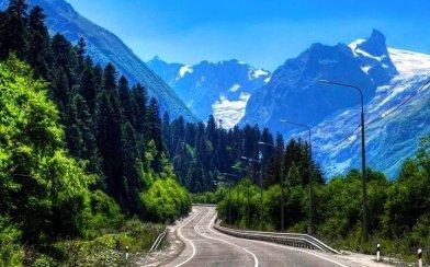 ТОП-5 самых красивых автодорог России